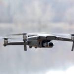ドローン Mavic 2 Pro テスト飛行
