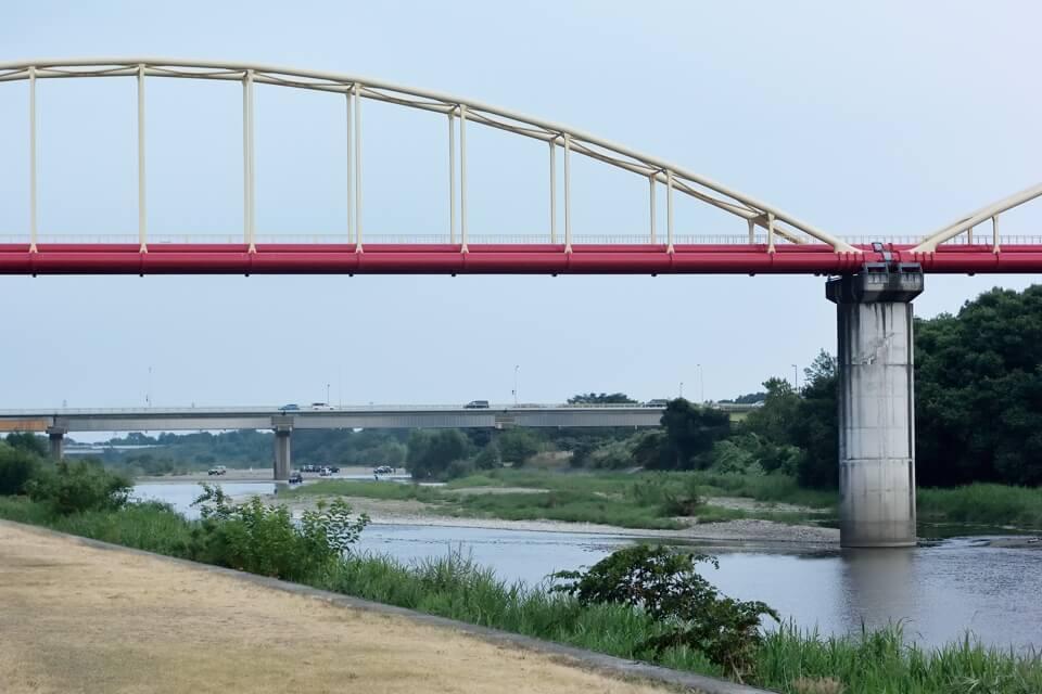 入間川サイクリングロード ランニング4.jpg