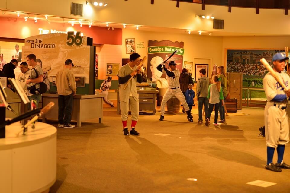 ルイビルスラッガー博物館4.jpg