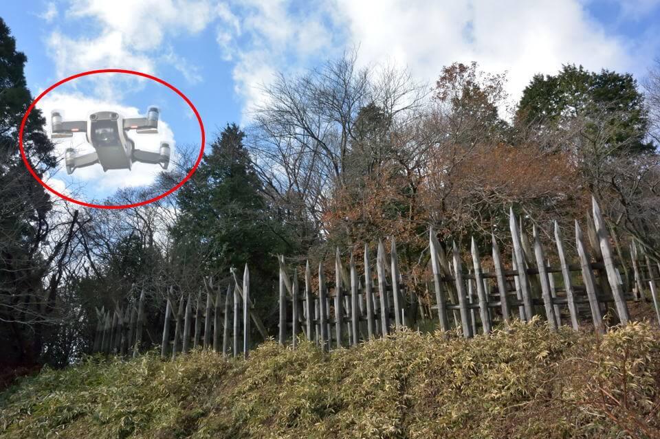 関ヶ原の戦いドローン3.jpg