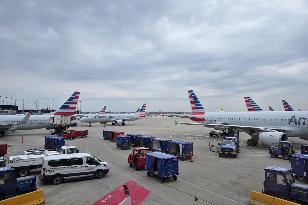 シカゴ・オヘア空港
