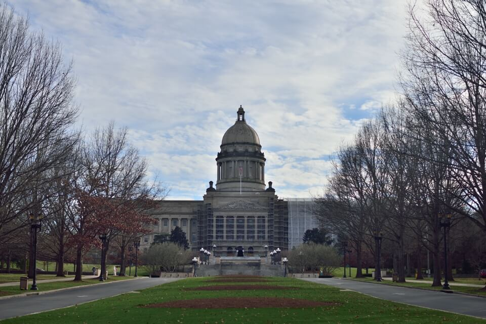 ケンタッキー州議事堂の写真