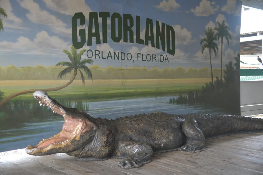 ゲーターランド写真フロリダ州