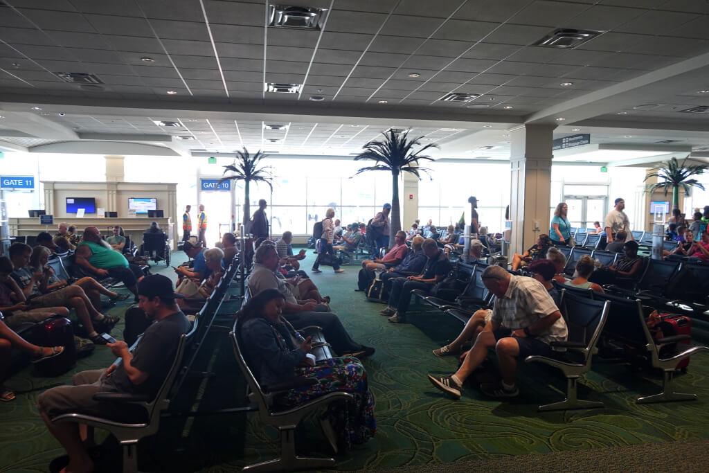 セントピーターズバーグ・クリアウォーター空港