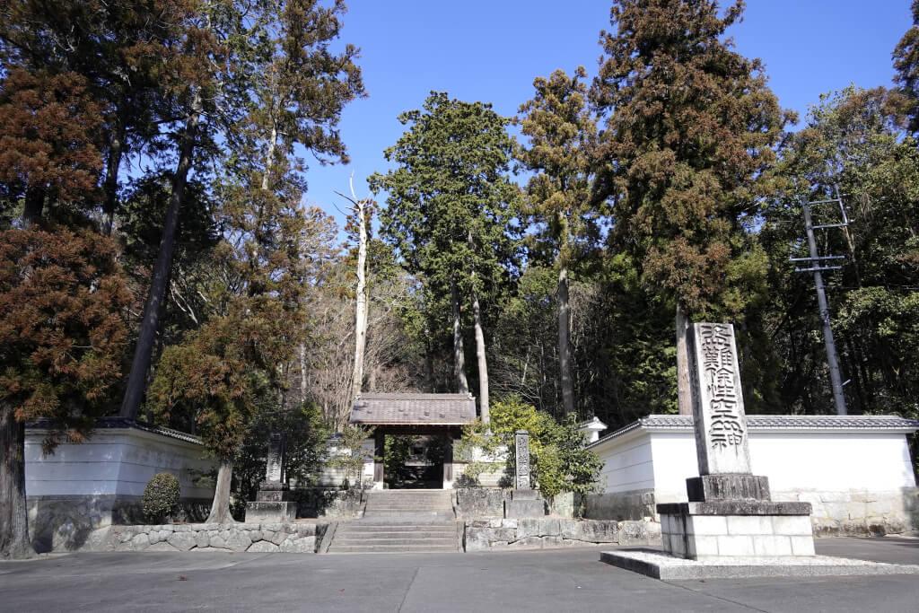 雲興寺トレイルラン写真
