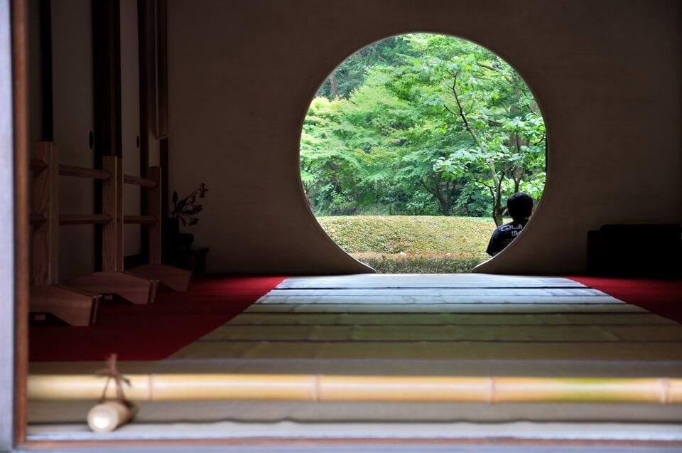 あじさい寺・明月院の写真