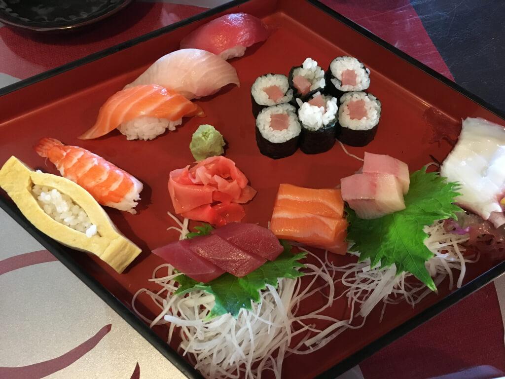 レキシントン日本食事情