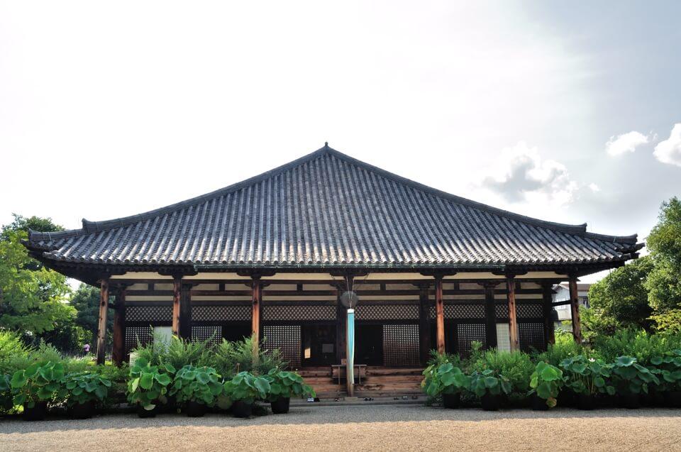 元興寺の写真