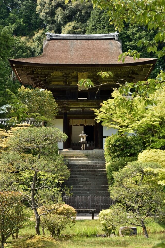 円成寺・忍辱山の写真