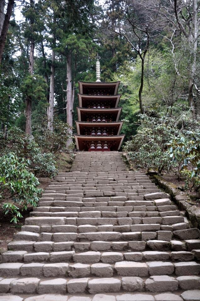 室生寺の写真