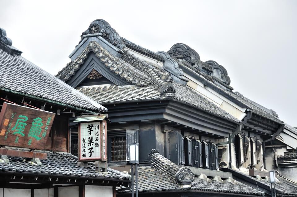 小江戸・川越の観光写真
