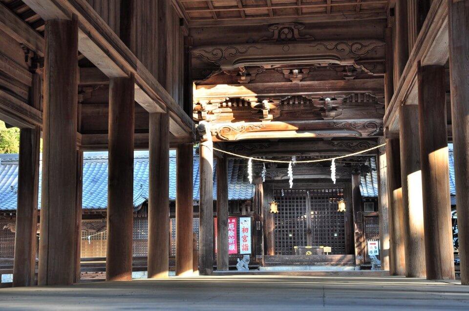 猿投神社の写真