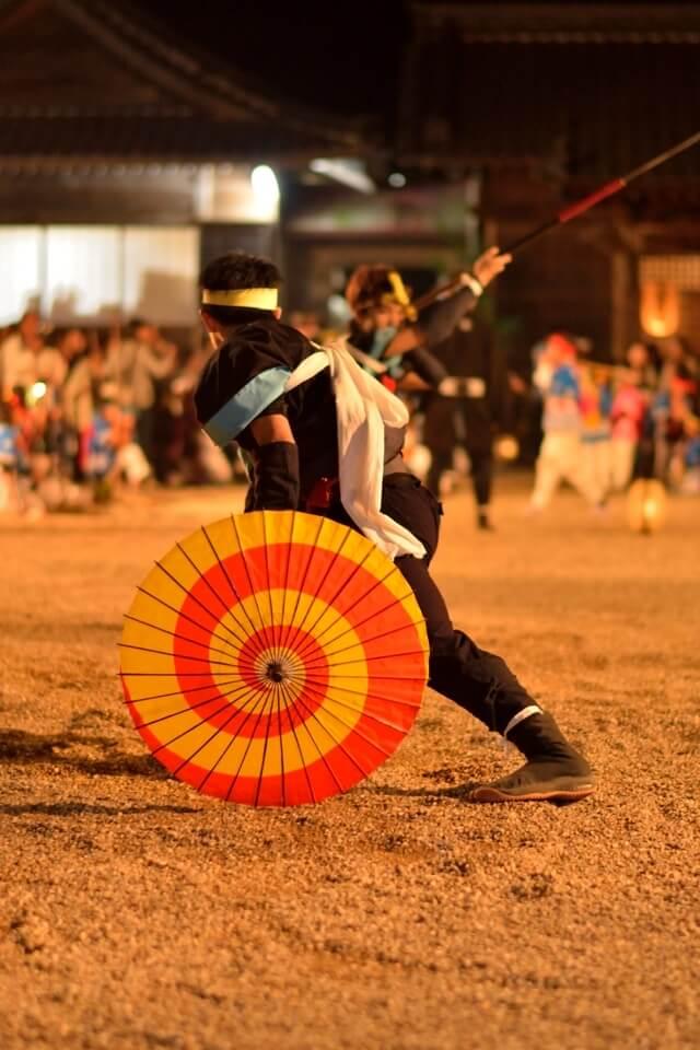 猿投祭り写真