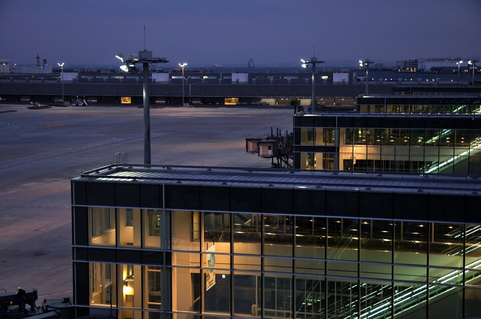 羽田空港・国際線ターミナル・江戸小路の写真