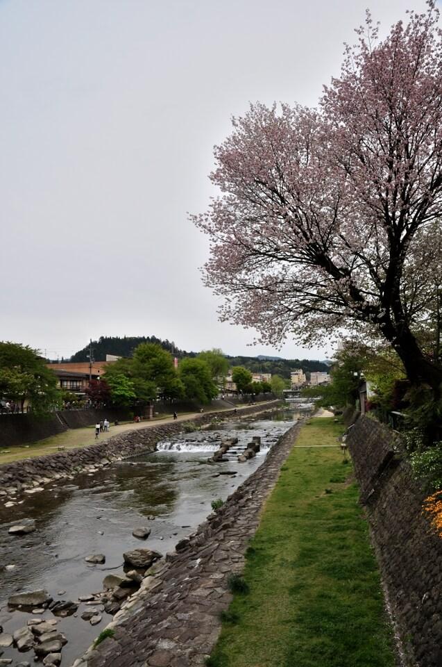 高山の古い町並み・飛騨古川の写真