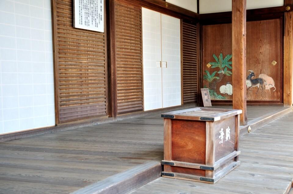 妙心寺退蔵院・仁和寺の写真