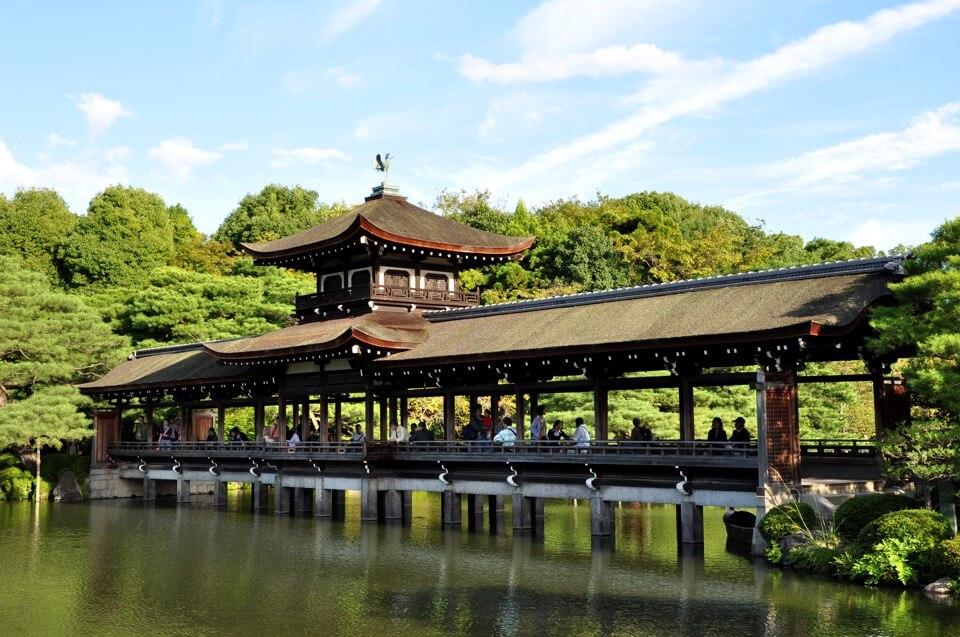 平安神宮神苑の写真