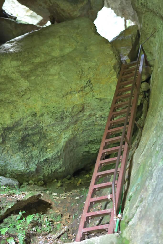 乳岩峡の写真