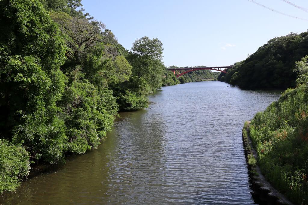 東海自然歩道トレイルラン写真