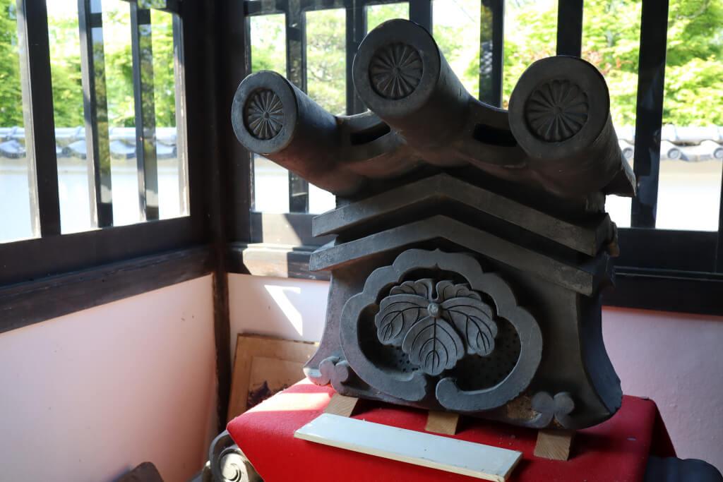 奥殿陣屋の写真