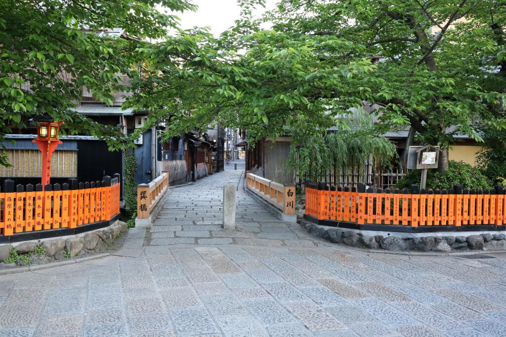 祇園白川の写真