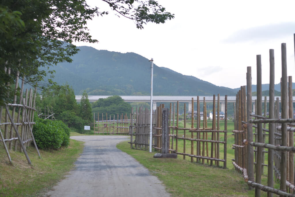 設楽原古戦場の写真