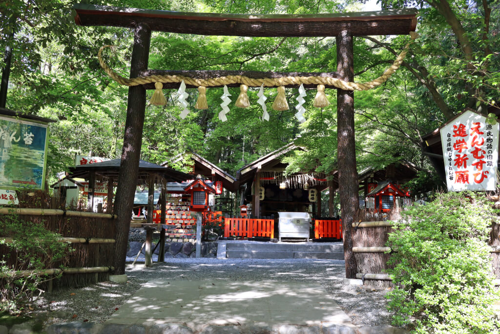 野宮神社の写真