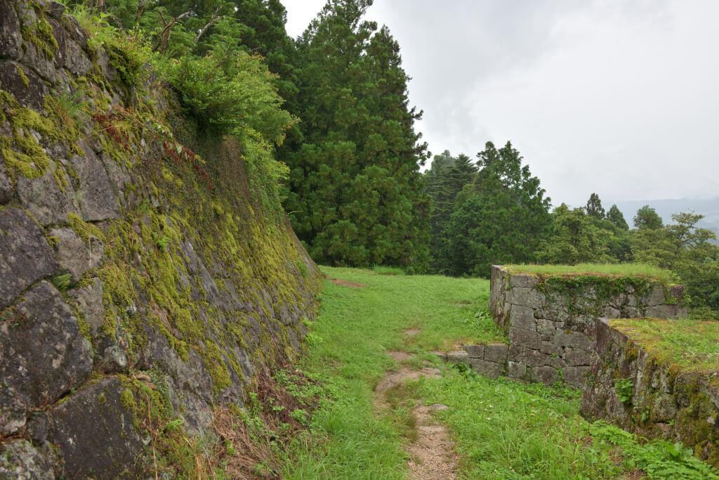 岩村城の写真