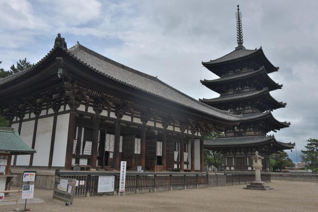 興福寺の写真