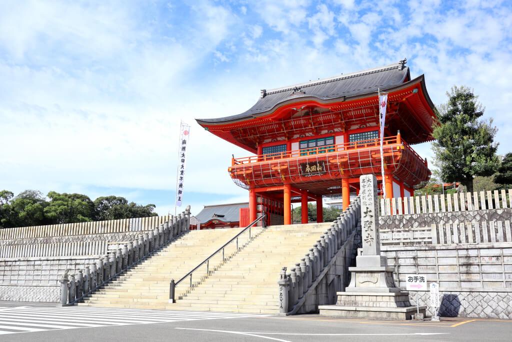 成田山大聖寺の写真