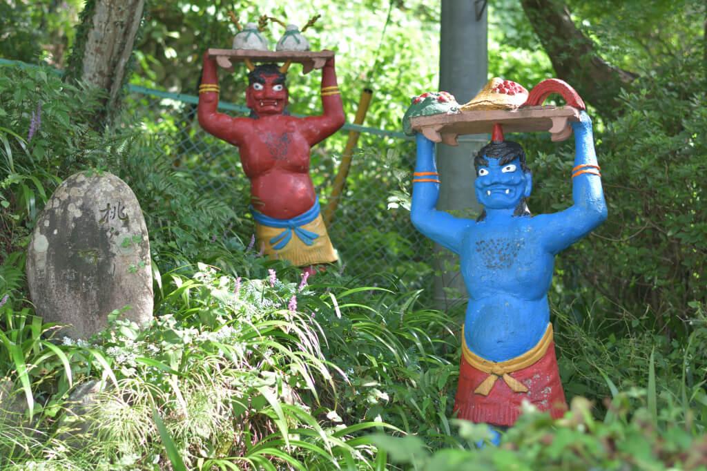 桃太郎神社の写真