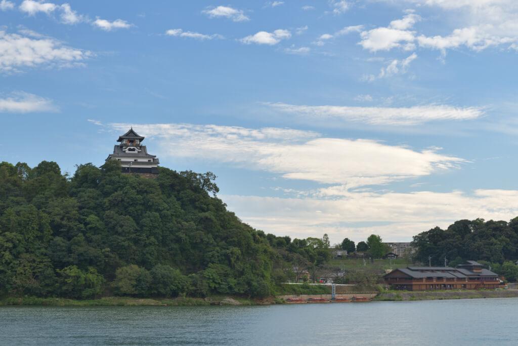 犬山城の写真