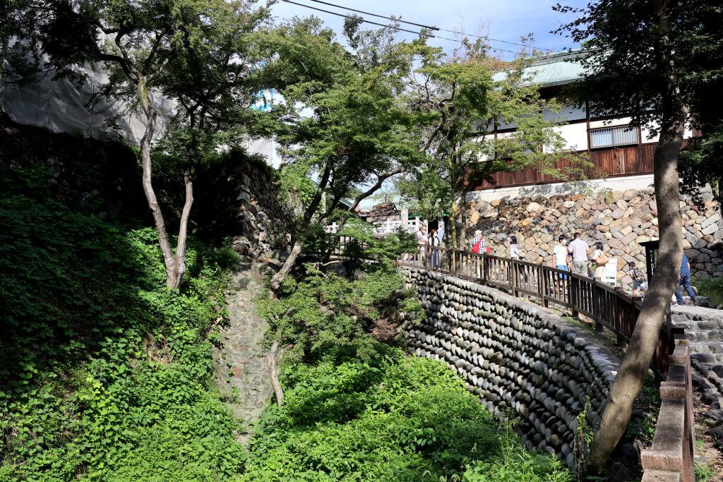 犬山城下町の写真