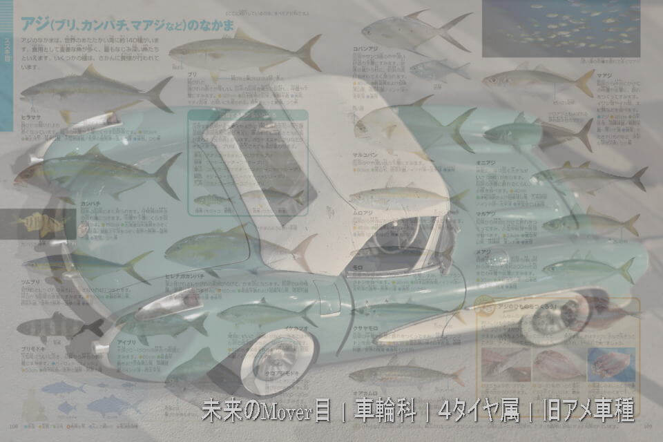 未来の車~平成の死語