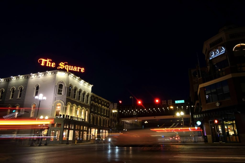 RX0II夜景撮影写真