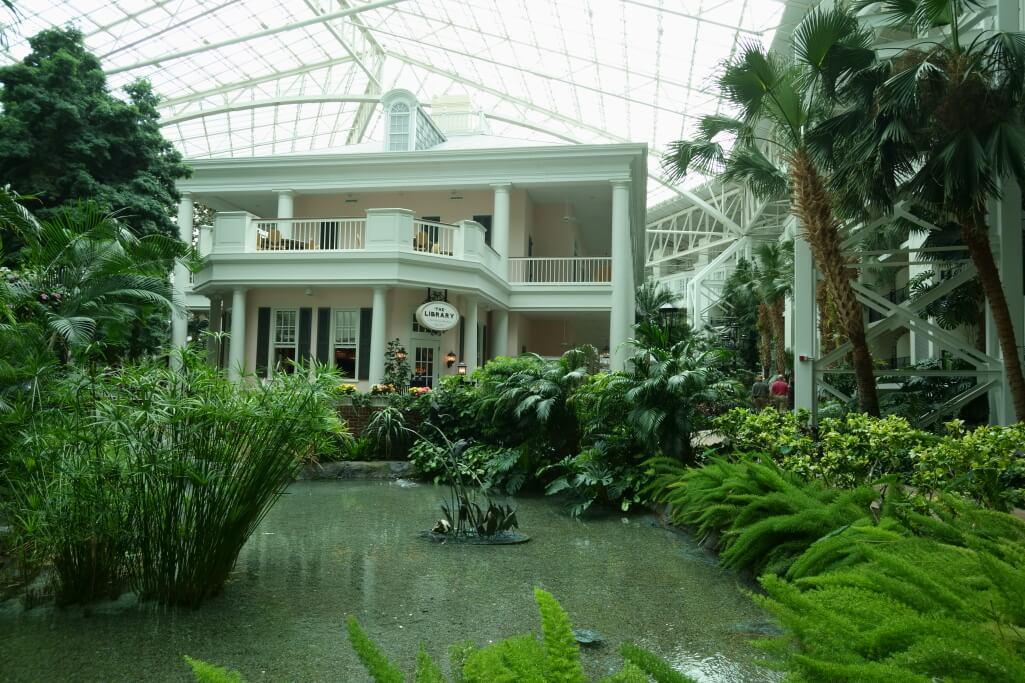 ゲイロード・オープリーランド・リゾートホテル