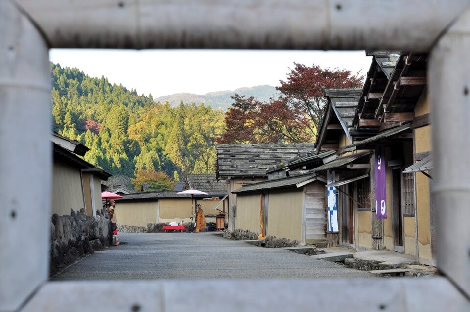 一乗谷朝倉家の写真
