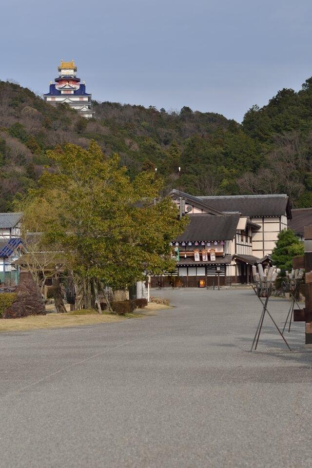伊勢安土桃山時代村の写真