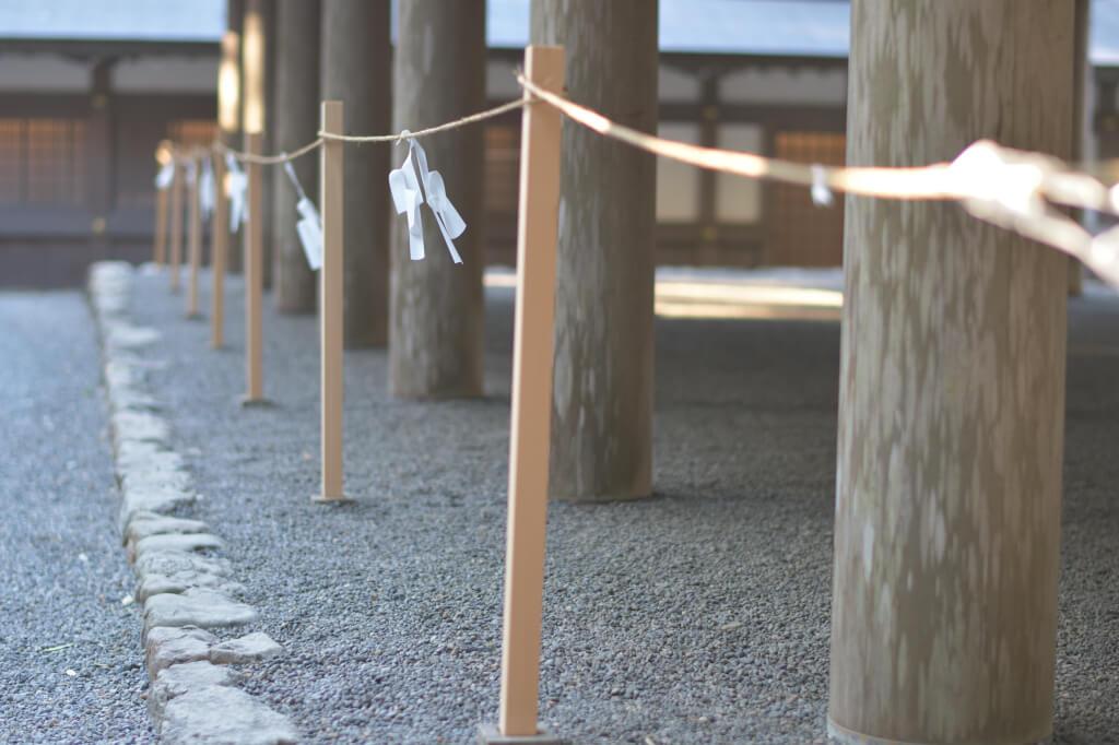 伊勢神宮・内宮の写真