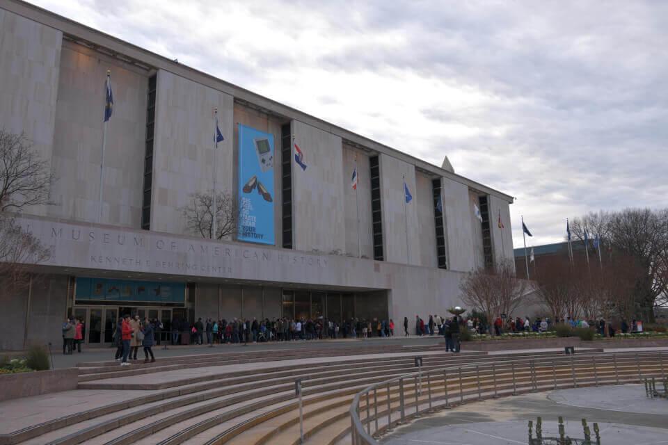 国立アメリカ歴史博物館の写真