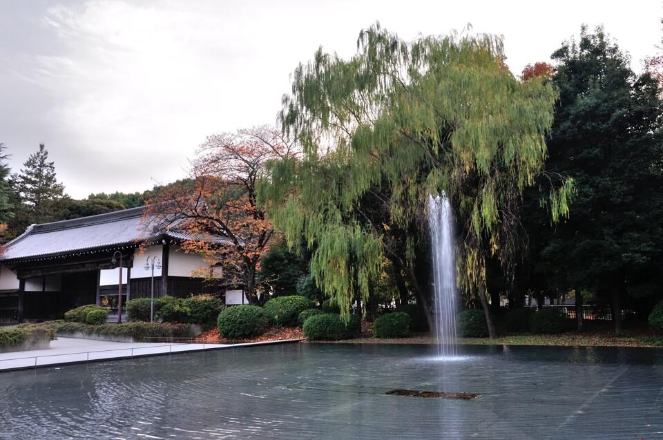 東京国立博物館は写真撮影可