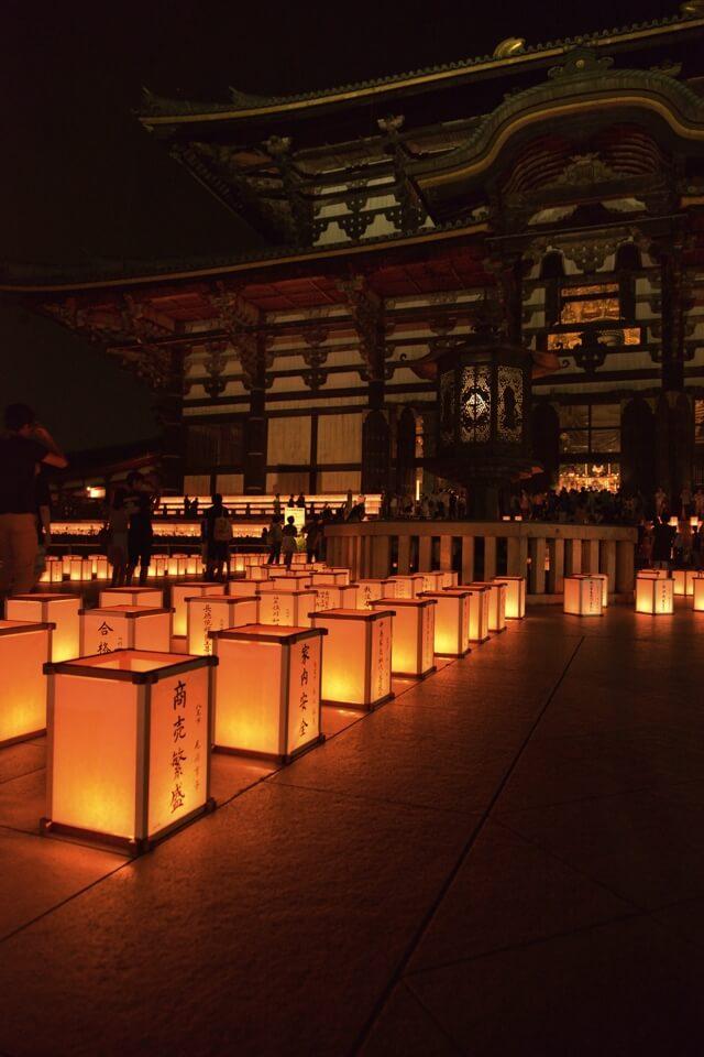 東大寺の写真撮影スポット