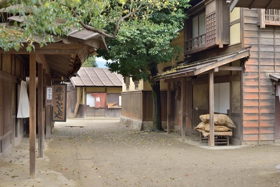 東映太秦映画村の写真