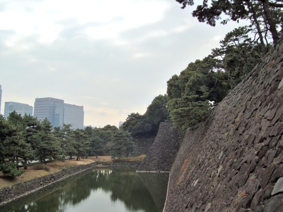皇居・江戸城の写真