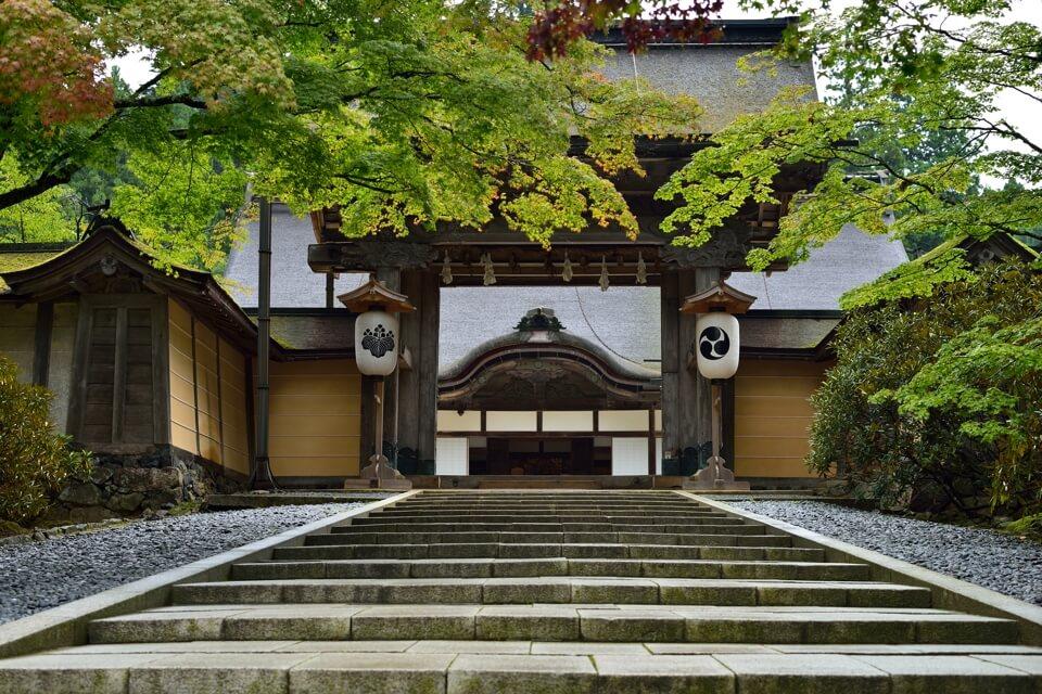 金剛峯寺の写真