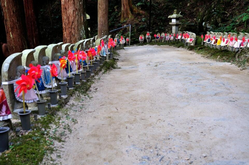 金剛輪寺の紅葉写真