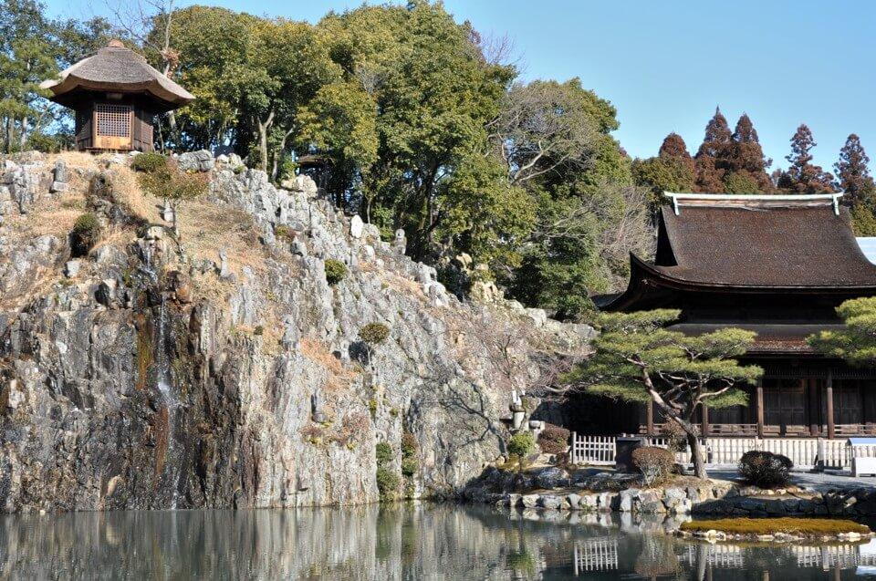 虎渓山永保寺の写真