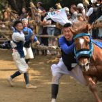 高浜おまんと馬祭り写真