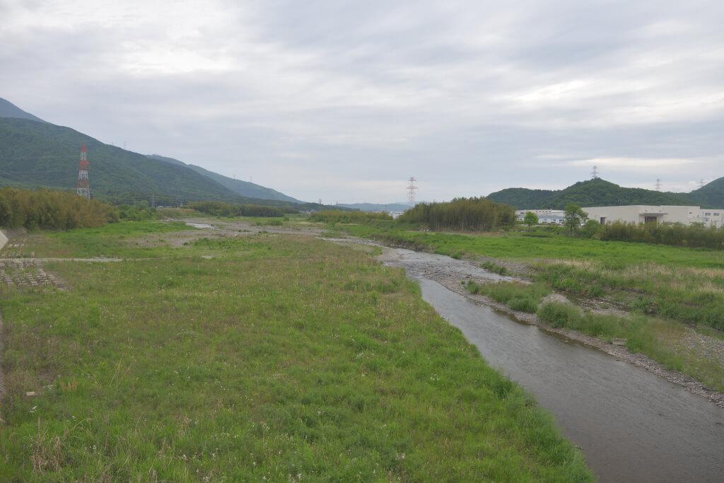 姉川古戦場の写真