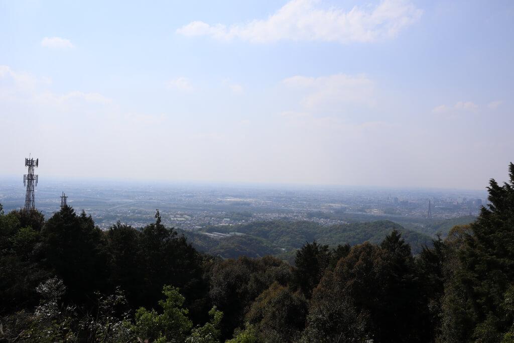 村積山トレイルランニングコース